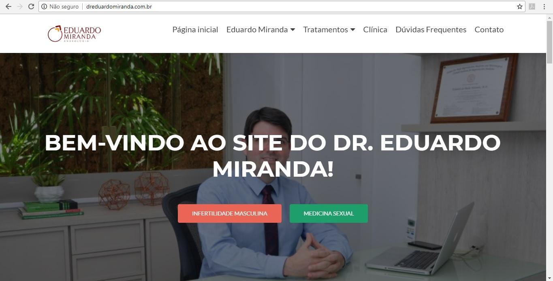 Dr Eduardo Miranda